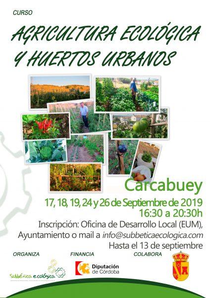 Curso huertos urbanos Carcabuey