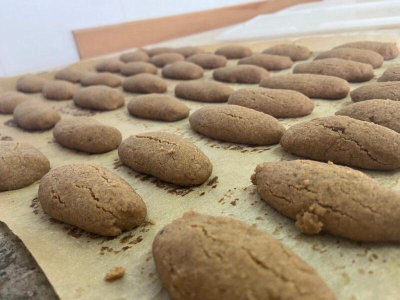 Deliciosos mostachones elaborados por Biopan de la Subbética