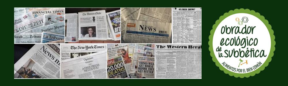 El Obrador en los medios
