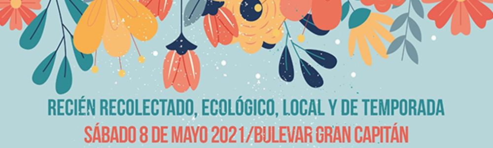 Ven este sábado 8 de mayo al Ecomercado!